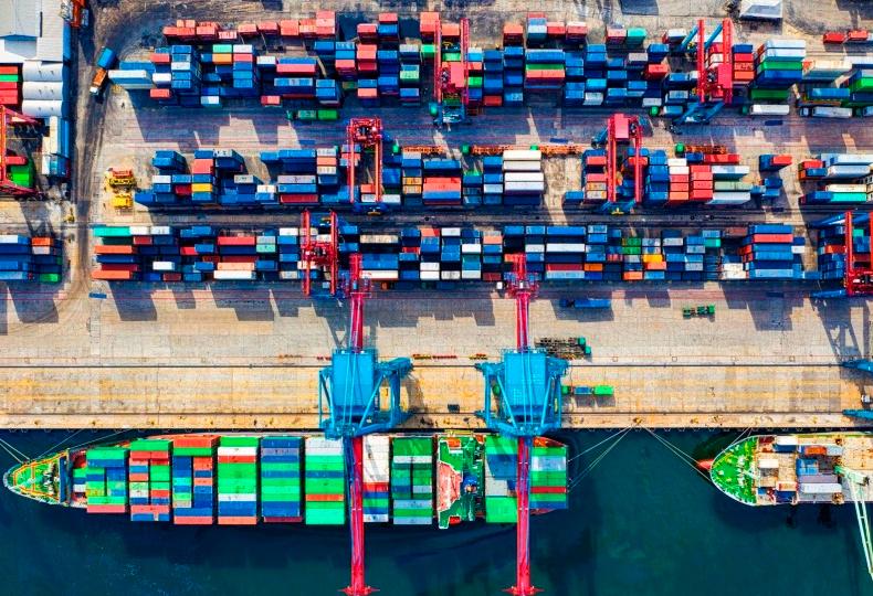 La pandemia de contenedores que tiene enferma a la cadena de suministro mundial